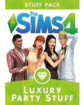 The Sims 4 Luxury Party Stuff - Windows