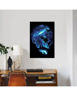 """East Urban Home 'Cosmic Revelation' Graphic Art Print on Canvas ESUH5707 Size: 40"""" H x 26"""" W x 0.75"""" D"""