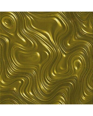 East Urban Home Duffield Abstract Wool Yellow Area Rug, Wool in Yellow/Gold, Size Round 3' | Wayfair 2ECF908325B74491899116C203430EE4