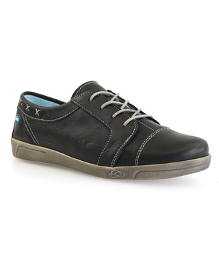 CLOUD Acme Lace-Up Sneaker, Size 8-8.5Us in Black at Nordstrom