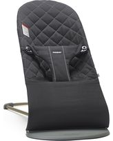 Infant Babybjorn Bouncer Bliss Convertible Quilted Baby Bouncer, Size One Size - Black