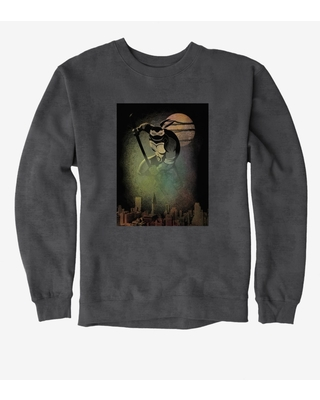 Teenage Mutant Ninja Turtles Donatello Protects The City Spray Paint Sweatshirt