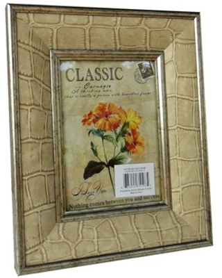 """Phoebe Picture Frame Jeco Inc. Picture Size: 5"""" x 7"""""""
