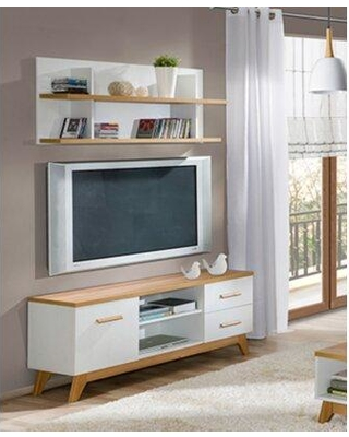 """Ebern Designs Holsinger TV Stand for TVs up to 50"""" W001496559"""