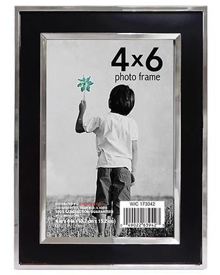 Home Elements Picture Frame 4 inch x 6 inch - 1.0 ea