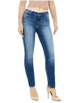 Guess Mid-Rise Curvy Jeans - Saville Wash