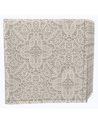 """Abstract Lace 18"""" Napkin Fabric Textile Products, Inc."""