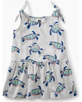 Tea Collection Tie Shoulder Baby Dress