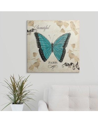 """Great Big Canvas 'Nature's Gem III' by Emily Adams Graphic Art Print 2174655_1 Size: 24"""" H x 24"""" W x 1.5"""" D Format: Canvas"""