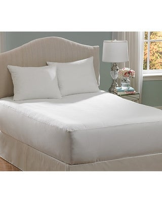 AllerEase Hot Water Washable Mattress Pad (Allergy Protection - Full)
