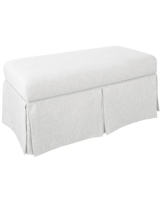 Ariana Upholstered Lift Top Storage Bench