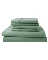 2020 Sales On Darby Home Co Beedeville 4 Piece 1000 Thread Count Sheet Set 111ttrvqsctt Size Queen Color Fern
