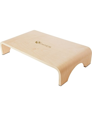 Fantastic Earthlite Earthlite Wooden Step Stool 4 High Large Surface Strong Stable Bed Step Foot Stool Massage Step Up From Amazon Parenting Com Pdpeps Interior Chair Design Pdpepsorg