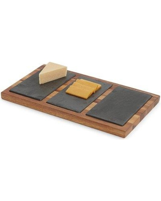 Mint Pantry Jace Acacia Triple Slate Cheese Board MNTP1211