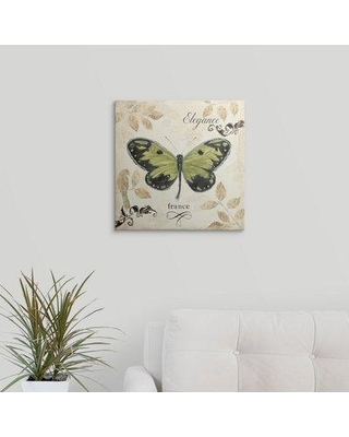 """Great Big Canvas 'Nature's Gem IV' by Emily Adams Graphic Art Print 2174656_1 Size: 16"""" H x 16"""" W x 1.5"""" D Format: Canvas"""
