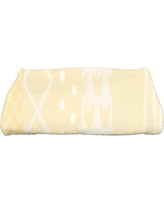 Gracie Oaks Monroe Pattern Stripe Bath Towel GRCS4439 Color: Yellow