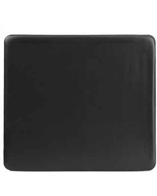 Indoor/Outdoor Dining Chair Cushion Flash Furniture Color: Black