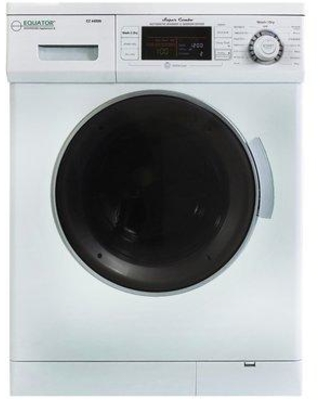 Equator 1.6 cu. ft All-In-One Compact Washer and Electric Dryer EZ 4400 N Color: White