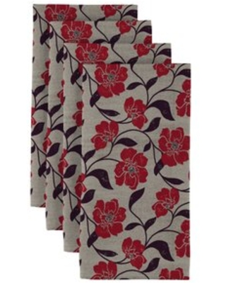 """Lucy Garden 18"""" Napkins Fabric Textile Products, Inc."""
