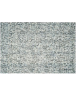 Safavieh Abstract Dimensional Striped Wool Rug, Multicolor