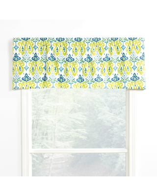 Camilla tailored valance