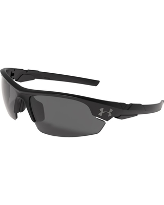 Under Armour Kids' Windup Sunglasses, Kids Unisex, Size: One size, Black