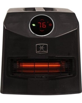 Heat Storm Mojave Ultra Portable 1,500 Watt Electric Infrared Cabinet Heater HS-1500-IMO