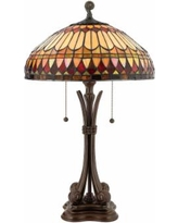 Quoizel West End Table Lamp - TF6660BB