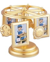 Lawrence Frames Wind Up Musical Carousel Picture Frame 250423