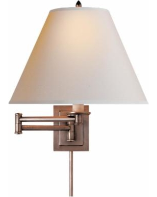 Visual Comfort and Co. Studio Vc Primitive Swing Arm Wall Swing Lamp - S 2500AN-NP