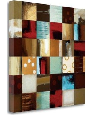 """Tangletown Fine Art 'Dreamscape' Graphic Art Print on Wrapped Canvas CA304084-2020c Size: 30"""" H x 30"""" W"""
