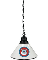 Holland Bar Stool U.S. Armed Forces 1-Light Mini Pendant BL1Army Finish: Black, Shade Color: Blue, Branch: U.S. Air Force