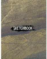 8.5 x 11 Inches, Personalized Artist Sketchbook: 120 Pages, Sketching, Drawing and Creative Doodling (Paperback)