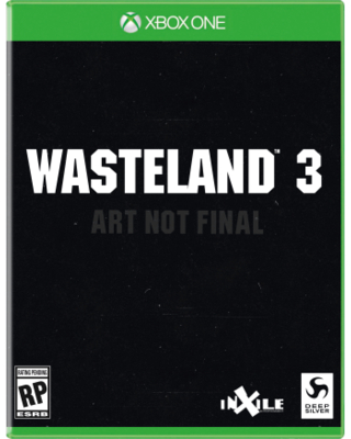 Wasteland 3, THQ-Nordic, Xbox One, 816819017319