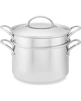 Williams Sonoma Stainless-Steel Multipot with Pasta Insert, 8-Qt.