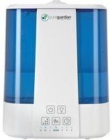 PureGuardian Top Fill 2 Gal. Cool and Warm Mist Ultrasonic Tabletop Humidifier H5225WCA