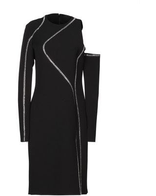 VERSACE COLLECTION Knee-length dresses