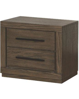 Big Savings For Gracie Oaks Mcmillen 2 Drawer Nightstand X111143554 Color Weathered Gray