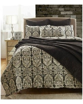 Amity Home Greyston Quilt CC649T / CC649Q Size: Queen