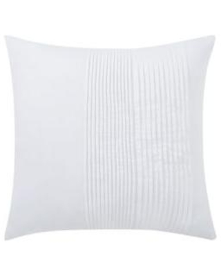 Charisma Grey Bedford Decorative Pillow