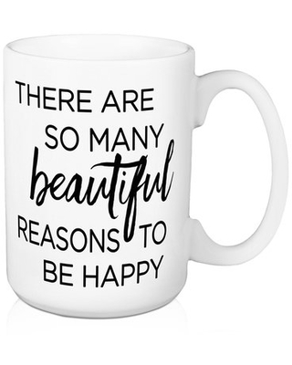 New Deal On Kreps There Are So Many Beautiful Reasons Coffee Mug Wrought Studio