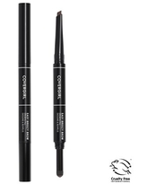 COVERGIRL Easy Breezy Brow Draw and Fill Tool, Rich Brown, 0.02 oz