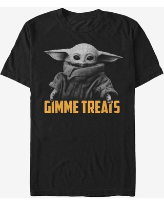 Star Wars The Mandalorian Photoreal Gimmie Treats T-Shirt