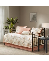 Alcott Hill Stelly 6 Piece Daybed Set ALTL3574 Color: Spice