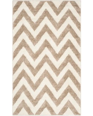 Safavieh Amherst 4-Foot x 6-Foot Chevy Area Rug in Wheat