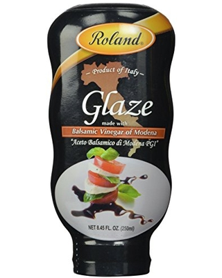 Shop For Roland Foods Balsamic Vinegar Glaze Of Modena Specialty Imported Food 8 45 Ounce