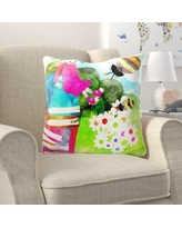 Shop Deals For Byers Truck Throw Pillow Zoomie Kids Cover Material Microsuede Location Indoor