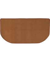 Uniflame Flame-resistant Nylon Hearth Rug R-3010 / R-3020 Finish: Sand
