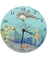 "Lexington Studios 18"" Under the Sea Wall Clock 23070-LR"