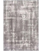 Deals On Adilynn Abstract Taupe Ivory Area Rug 17 Stories Rug Size Rectangle 5 3 X 7 7